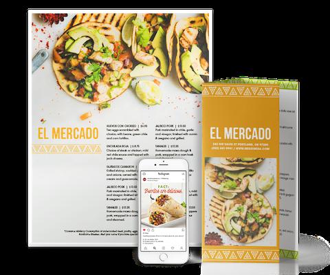 menu maker online free